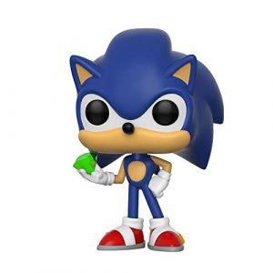 Funko Figurine Pop! Sonic avec émeraude