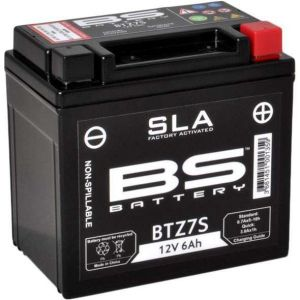 BS Battery Batterie Gel BTZ7S 12V 6Ah