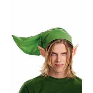 Déguisement Legend of Zelda Bonnet Adulte Link
