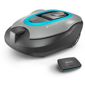 Gardena Smart Sileno + - Tondeuse robot