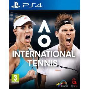 AO International Tennis sur PS4