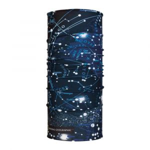 Buff Tours de cou -- National Geographic - Northem Star Dark Navy - Taille One Size