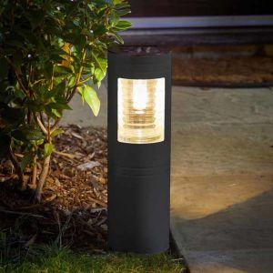 Smart Garden Balise solaire Vestal 365 à LED blanc chaud 30 lumens