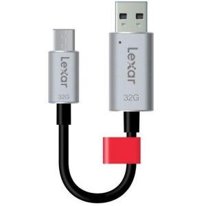 Lexar LJDC20c-32BBEU - Clé USB 3.0 JumpDrive C20c Mobile 32 Go