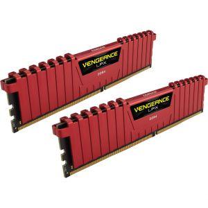 Corsair CMK16GX4M2A2400C16R - Barrette mémoire Vengeance LPX 16 Go (2x 8 Go) DDR4 2400 MHz CL16