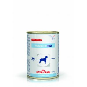 Royal Canin Veterinary Diet Chien Mobility C2P+ - 12 boîtes de 400 g