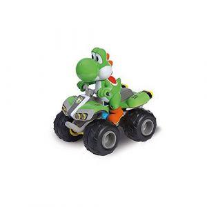 Carrera Toys Voiture radiocommandé Nintendo Mario Karttm 8 Yoshi