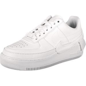 Nike Chaussure de basket-ball Chaussure Air Force 1 Jester XX pour Femme - Blanc Taille 40