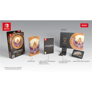 Jeu Switch Fire Emblem : Three Houses Ed Limitée [Switch]
