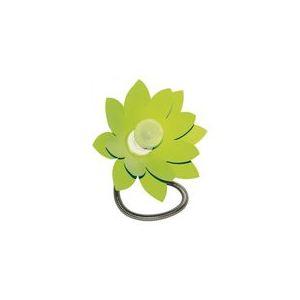 Incidence Lampe Fleur New en métal (30 cm)