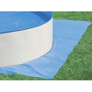 Toi Piscine Tapis de sol Toi SWIMLUX piscine hors-sol ronde Ø640cm