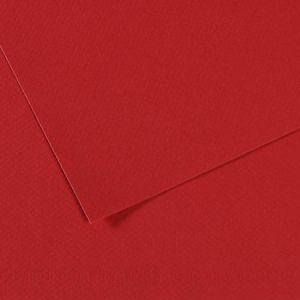 Canson Papier Mi-Teintes 160 g/m² - 50 x 65cm 116 - Bordeaux