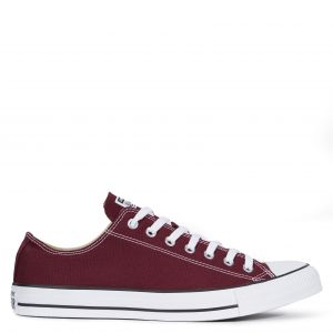 Converse Baskets basses CHUCK TAYLOR ALL STAR SEASONAL OX rouge - Taille 36,37,38,39,40,41,42,43,44,45,46,42 1/2,46 1/2,37 1/2,41 1/2,44 1/2,36 1/2