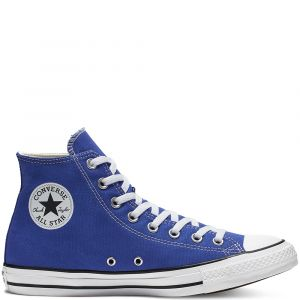 Converse Chaussures ctas seasonal hi 19 bleu - Taille 36,37,38,39,40,41,42