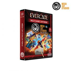 Just for Games Evercade - Mega Cat Studios Collection 2