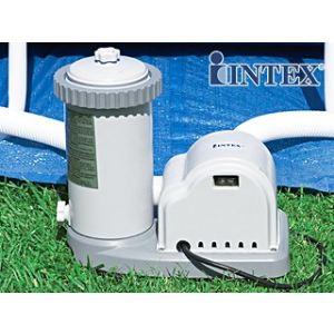 Intex 56636 - Filtre épurateur à cartouche 5,7 m3/h - 220-230 Volts