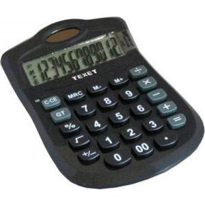 Calculatrice de bureau 12 chiffres Solaire et pile