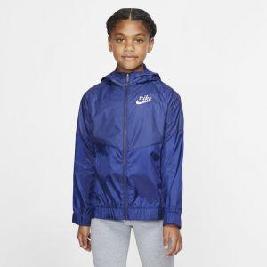 Nike Veste Sportswear Windrunner pour Enfant plus âgé - Bleu - Taille XL - Unisex