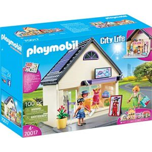 Playmobil 70017 - City Life La Ville - Boutique de mode - 2020