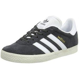 Adidas Originals Gazelle C Enfants Formateurs Gris BB2508, Taille:30
