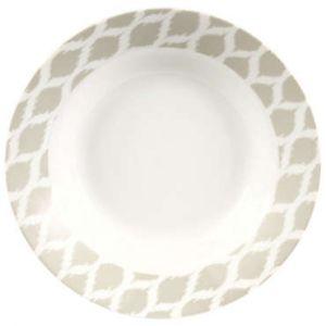 Assiette creuse 20 cm Porcelaine LEO