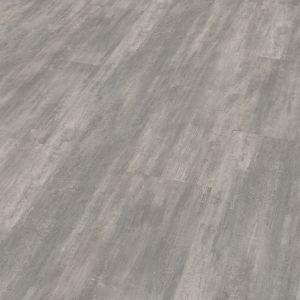 Wineo 400 Stone | Dalle PVC à coller 'Courage Stone Grey' - 60,96 x 30,48 cm