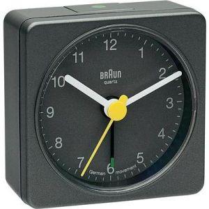 Braun BNC002 - Réveil de voyage analogique