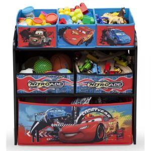 Delta Children Meuble de rangement pour enfant Disney Cars