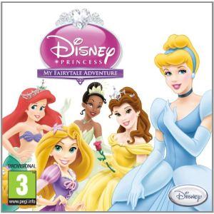 Disney Princesses : Mon Royaume Enchanté [3DS]