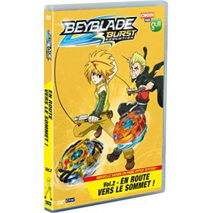 Beyblade burst, saison 2, vol. 2 [DVD]