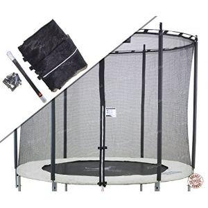 Kangui Filet de sécurité universel trampoline Ø 244cm