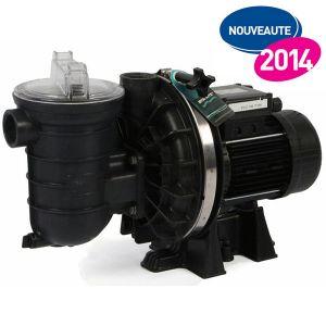 Sta-Rite S5P2RE-3E2P - Pompe à filtration 1 cv 1 5m3/h triphasé compatible électrolyse