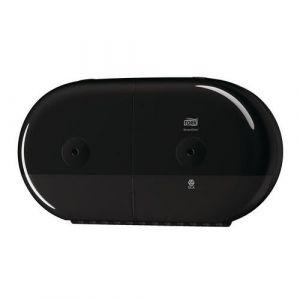 Tork Distributeur double T9 noir - papier toilette Smartone,