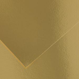 Canson 200005821 - Feuille Iris Vivaldi 50 x 65 280g/m², coloris or 39