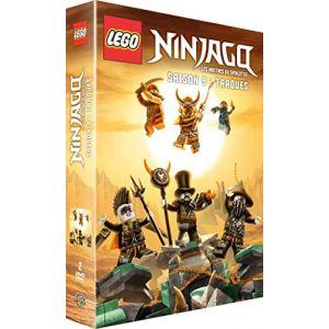 Coffret lego ninjago, saison 9 [DVD]