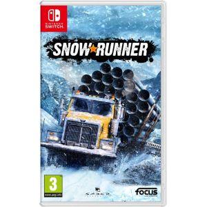 Snowrunner (Nintendo Switch) [Switch]