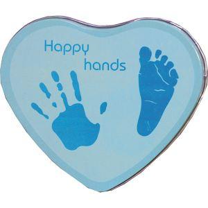 Xplorys Boîte d'empreinte Happy Hands