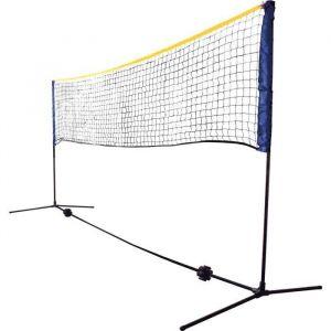 MTS Sportartikel Filet transportable badminton, volleyball, tennis