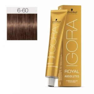 Schwarzkopf Igora Royal - Coloration 6-60 Blond foncé marron naturel
