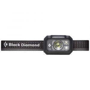 Black Diamond Lampe frontale storm375 graphite