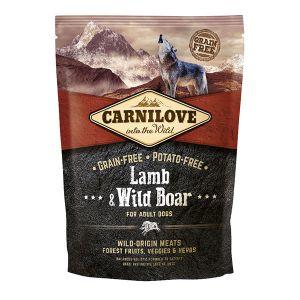 Carnilove Adult Lamb & Wild Boar - Sac 1,5 kg