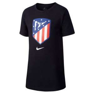 Nike Tee-shirt Atletico Madrid - Enfant - Noir - Taille S