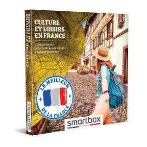 Smartbox Coffret cadeau Culture et loisirs en France