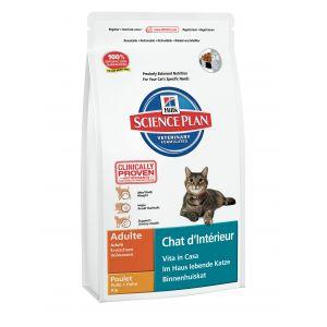 Hill's Feline adulte chat interieur 4kg