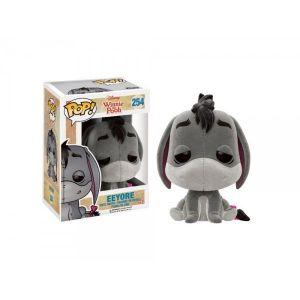 Funko Pop! Disney Winnie l'ourson Bourriquet Flocked