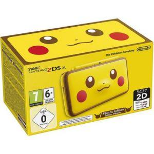 Nintendo New 2DS XL Pikachu Edition Limitée