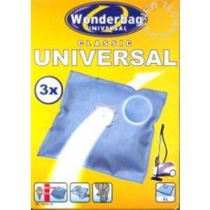 Wonderbag WB403120 - 3 sacs Classic universels pour aspirateurs