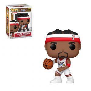 Funko NBA Legends Philadelphia Sixers Allen Iverson
