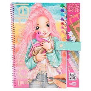 Depesche Top Model - Album de coloriage Flamingo