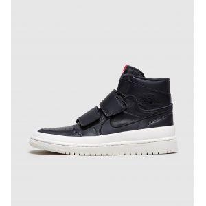 Nike Chaussure Air Jordan 1 Retro High Double Strap pour Homme - Noir - Taille 42.5